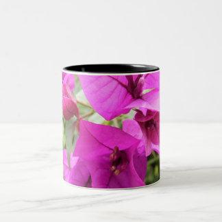Purple Wildflowers Coffee Mug