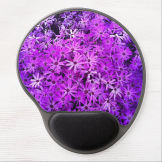 Purple Wildflowers For Hope Gel Mouse Mats