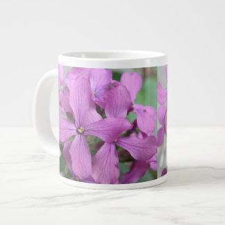 Purple Wildflowers Mug Extra Large Mug