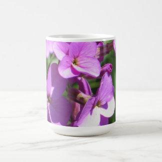 Purple Wildflowers Mugs