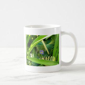 Purple Windflower Mug