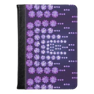 Purple Wisteria Flower Garden Japanese Tree Bold Kindle Case
