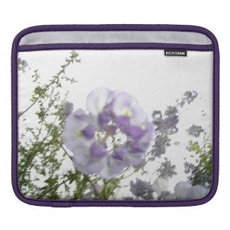 Purple Wisteria Flowers Vine Nature Floral Photo iPad Sleeves