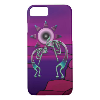 Purple Wonderland Kokopellie iPhone 8/7 Case