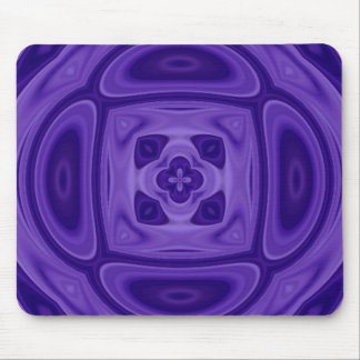 Purple wood abstract pattern mouse pad