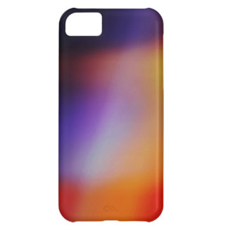 Purple Yellow Red & Orange Abstract iphone 5C Case