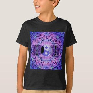 Purple Yin Yang T-Shirt