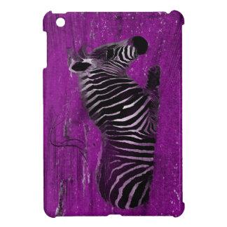 Purple Zebra iPad Mini Covers