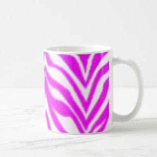 Purple Zebra Mug