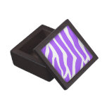 Purple Zebra Premium Gift Box