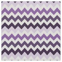 purple zigzag chevron pattern fabric
