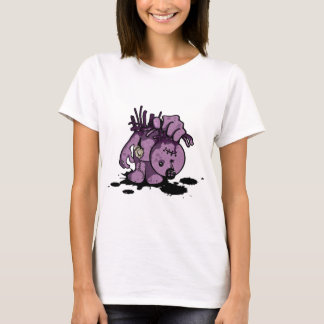 Purple Zombie Doll T-Shirt