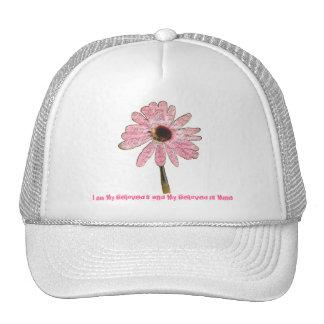 purpleconeflowerbeloved3 trucker hat
