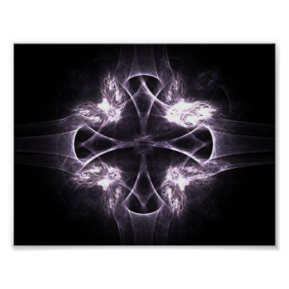 purplecross print
