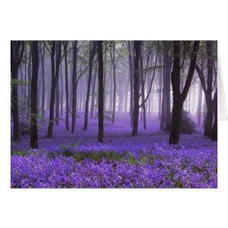 purpleforest note cards