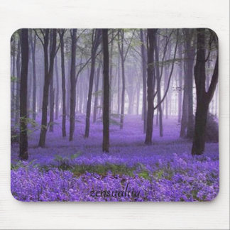 purpleforest, zensuality mouse pad