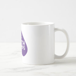 PurpleLetter_TruthTrumps Coffee Mug