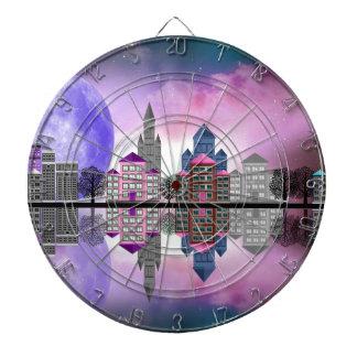 purplemooncitytrees11000.jpg dartboard with darts