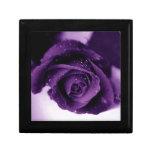 purplerose caja de recuerdo