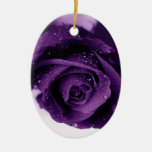 purplerose ornamentos de reyes