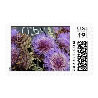Purples, Stamp