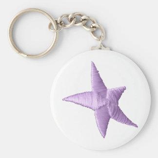 purplestar keychain