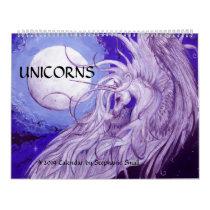 PurpleUnicorn Horse Pony Cute Love Best Equine Calendar