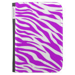 PurpleWhiteZebraStripes.jpg Kindle 3 Covers