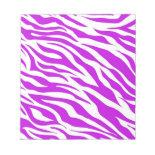 PurpleWhiteZebraStripes.jpg Notepads