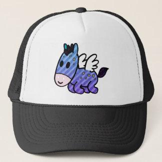 Purpley baby Unicorn! :) Trucker Hat