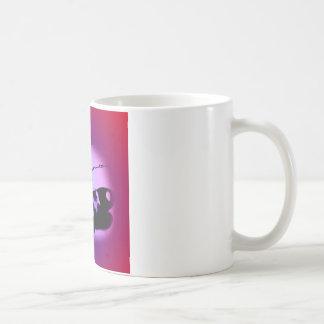 Purplish Pink Butterfly Coffee Mug