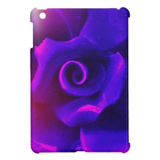 Purplish rose rays iPad mini cover