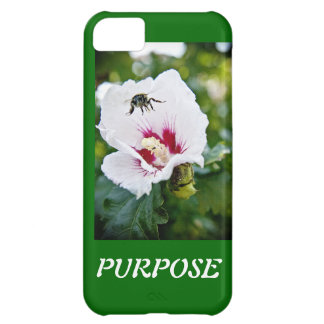 PURPOSE COVER FOR iPhone 5C