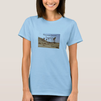Purpose Driven Vacation T-Shirt