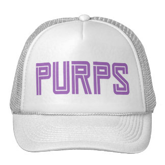 Purps Mesh Hats