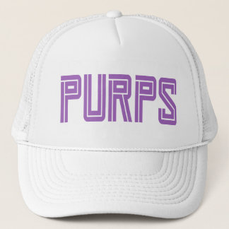 Purps Trucker Hat