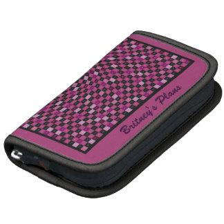 Púrpura 1200 pedazos de pi planificadores