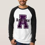 """Púrpura 2 de Arizona """"A"""" Playeras"""