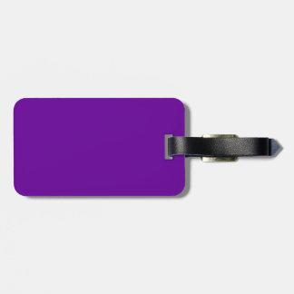 Púrpura 660099 etiquetas bolsas