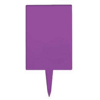 Púrpura Palillos De Tarta