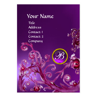 Púrpura amethyst de las BAYAS de la GEMA MÁGICA de