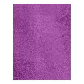 Púrpura azul de la chispa n del satén que brilla i tarjetas postales