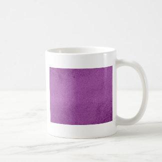 Púrpura azul de la chispa n del satén que brilla i tazas
