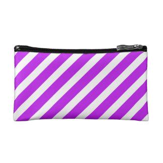 Púrpura básica de la raya 1