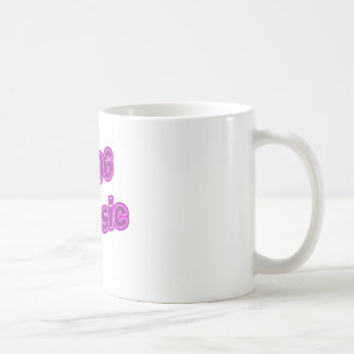Púrpura clásica 1906 taza