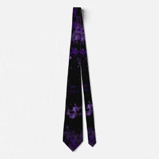 Púrpura Corbata Personalizada