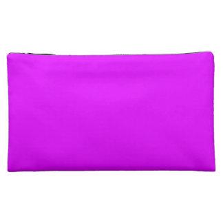 Púrpura cosmética media del bolso