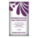 Púrpura de 311 Freshtastic Tarjeta De Visita