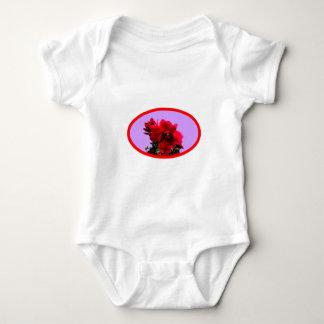 Púrpura de BG de la camelia los regalos de Zazzle T-shirt