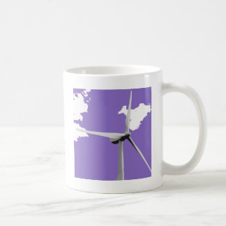 Púrpura de GKWF Taza De Café